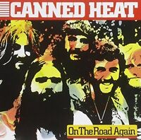 Canned Heat On the road again (compilation, 16 tracks, #duchesse352084) [CD]