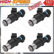 4Pcs Injecteurs pour Peugeot 206 3/5 Portes 206SW 306 307 1.4 = 01F002A 75116357