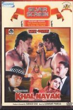 KHALNAYAK - BOLLYWOOD DVD - Sunjay Dutt, Jackie Shroff, Madhuri Dixit.