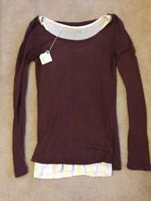 NWT Neiman Marcus Athletic Apparel Collection Long Sleeve Shirt