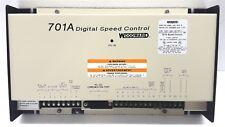 WOODWARD 701A DIGITAL SPEED CONTROL 8280-192