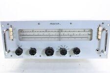 Praetor Hilversum Receiver Type EP 300