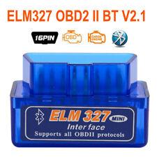 Bluetooth ELM327 OBD2 II Auto Car OBD2 Diagnostic Interface Scanner Reader Tool
