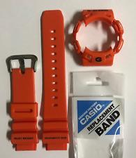 Casio  Original  G-Shock  Band  G-9100R-4  G-9100R  Orange  Strap & Bezel  G9100