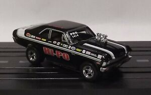 Thunder-Jet T-Jet 70 Nova Custom HO Slot Car Body