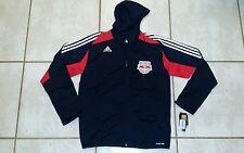 Rare NWT ADIDAS New York Red Bulls MLS Presentation Soccer Jacket Men's Medium