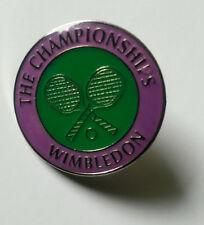 Wimbledon Championships Badge Lawn Tennis
