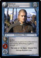 LOTR TCG Legolas Elven Stalwart 0P24 Lord of the Rings Online TCG Promo NM