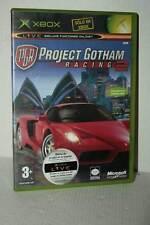 PROJECT GOTHAM RACING 2 GIOCO USATO OTTIMO XBOX EDIZIONE SPAGNOLA PAL GD1 52530