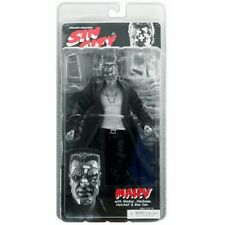 Sin City Marv Black and White Action Figure NIB NECA NIP Mickey Rourke
