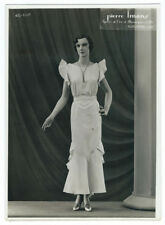 photo mannequin de cire par Pierre Imans - femme Paris Art déco 1930- 40