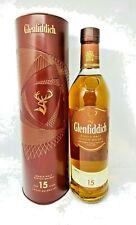 Glenfiddich 15 Year Old Limited Edition Tin Single Malt Scotch Whisky 700ml