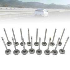 8*Einlassventil und 8*Auslassventil Ventile für AUDI VW Seat Skoda 1.4 1.6 16V