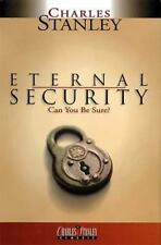 Eternal Security: Can You Be Sure?, Charles Stanley, 0840790953, Book, Acceptabl