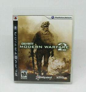 Sony PS3 PLAYSTATION - Call of Duty: Modern Warfare 2 Japanese Version