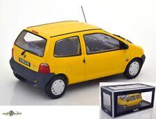 Renault Twingo Lemon Yellow Diecast 1:18 Norev 185297