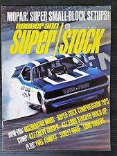 Rodder & Super Stock May 1972  Charlie Allen Challenger - 427 Chevy Gasser & Fod