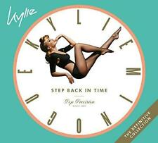 Kylie Minogue - Step Back In Time: The Definitive Collection (NEW 3CD)