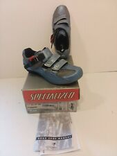 NEW SPECIALIZED TORCH WOMEN'S ROAD BIKE CYCLING SHOES 37 EU 7 USA  Metallic Blue