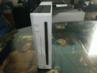 Nintendo Wii White Gamecube Compatible Replacement Console Only (NTSC-U)