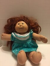 Cabbage Patch Doll 1982 Red Hair Vintage Applachian Artworks N0 46/onNeck 16""