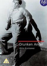 Drunken Angel - 1948 Takashi Shimura, Toshirô Mifune, Akira New UK Region 2 DVD
