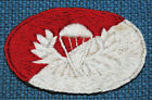 1st SQ. 17th CAV RGT., PARA WING OVAL, NAM HAND SEWN WITH BASIC WING (REF: K127)