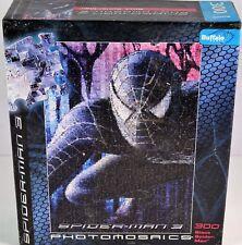 Spiderman 3 Photomosaics Jigsaw Puzzle & Poster 300 Piece by Buffalo Games