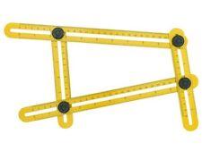 Angle-Izer Template Tool Measuring Instrument Multi Angle Ruler Mechanism Slides