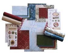Creative Memories 8x8 Jewel Christmas Power Palette Kit - Scrapbook / Card