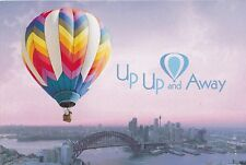 Australia 2008 Up, Up & Away Ballooning Prestige Booklet