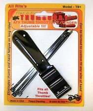 Thumbuddy Thumb Throttle Extender ATV Jet Ski Snowmobile Ski Doo Wave Runner