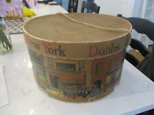 Dobbs Fifth Avenue Hat Box/New York