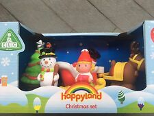 Early Learning Centre ELC HappyLand Christmas Set New