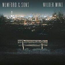 Mumford & Sons Wilder Mind CD NEW SEALED 2015