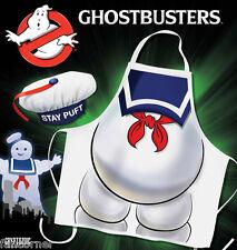 Tablier de cuisine & chapeau Ghostbusters Stay puft official apron & chef hat