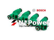Bosch 440cc Fuel Injector SET 4 FOR AUDI A4 B5 B6 1.8L TURBO TT VW GOLF IV JETTA