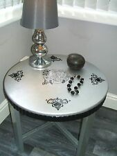 Art Deco Style Round Coffee Tables