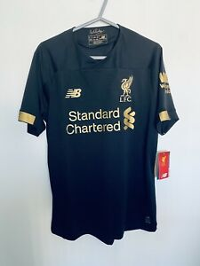 Liverpool 2019/20 Goalkeeper Shirt Small Mens New Balance BNWT In Bag Authentic