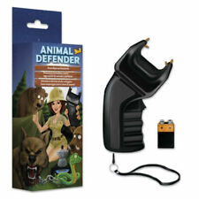 Defence Systems Animal Defender 3in1 Dissuasore Stimolatore - Nero