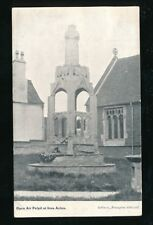 Gloucestershire Glos IRON ACTON Open Air Pulpit pre1919 PPC