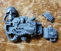 Warhammer 40k Dark Angels Bits: Deathwing Terminators Heavy Plasma Cannon