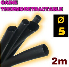 905# Gaine thermorétractable 5mm 2m