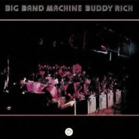 BUDDY RICH-BIG BAND MACHINE-JAPAN CD Ltd/Ed C65
