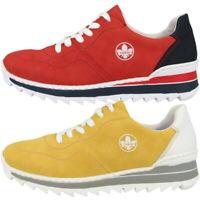 Rieker M6929 Schuhe Women Damen Antistress Freizeit Hiking Sneaker Halbschuhe