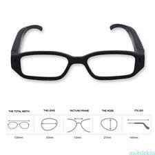 720P Glasses Spy Camera Security Video Recorder with 5mega pixels CMOS camera