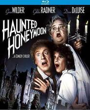 Haunted Honeymoon (DVD in HD) -- A Comedy Chiller (New; still  in plastic wrap)