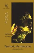 Territorio de Máscaras by Amparo Osorio (2010, Paperback)