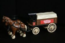 ERTL Replica Clydesdale Horse & Buggy Country Store Truck Die-Cast Money Bank