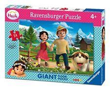 Ravensburger 05461 - Heidi Puzzle 24 Pezzi Giant Floor (u8s)